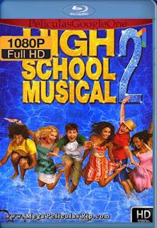 High School Musical 2 [2007] [1080p BRrip] [Latino-Inglés] [GoogleDrive]