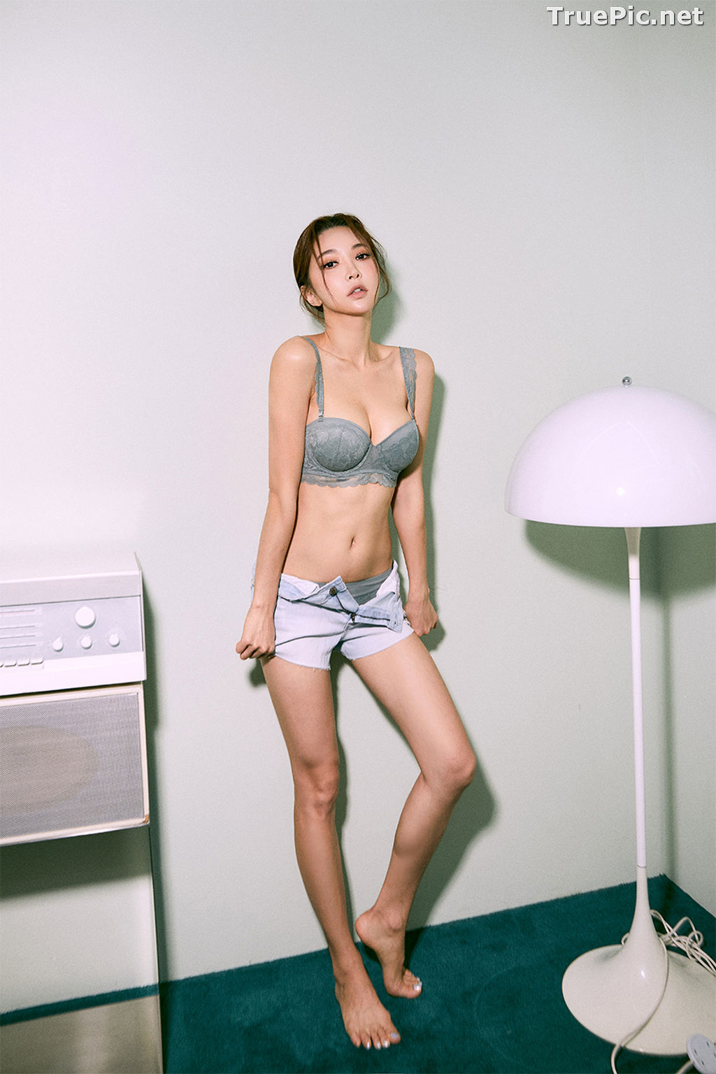 Image Korean Fashion Model – Park Soo Yeon (박수연) – Come On Vincent Lingerie #1 - TruePic.net - Picture-4