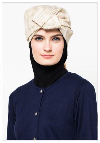 Model Hijab Modern Turban Pesta Simple Terbaru