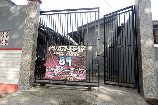 Gerbang Homestay 89 Jepara