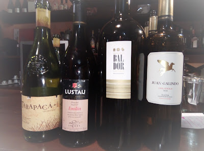 Chatograto - cata de vinos y chocolates