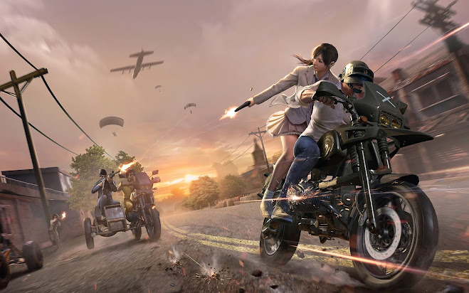 Yeah, in the future everyone will still loath BMW GS riders...