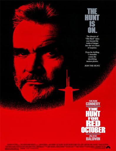 Ver La caza del Octubre rojo (1990) Online