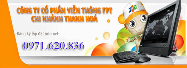 Lắp Đặt Internet FPT Phường Lam Sơn
