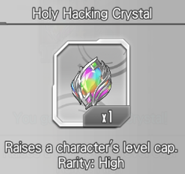 SAO MD - Hacking Crystals