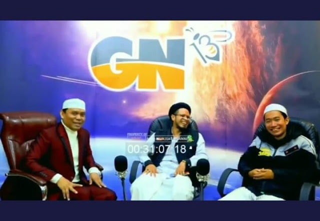 Gus Nur: Pak Prabowo, Terima Kasih Atas Pengkhianatannya...