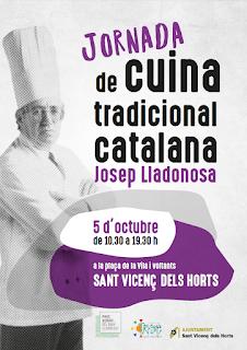 Jornada de Cuina Tradicional Catalana Josep Lladonosa