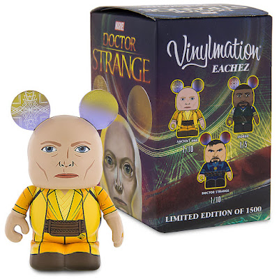 Doctor Strange Movie The Ancient One Marvel Vinylmation Eachez Figures by Thomas Scott x Disney