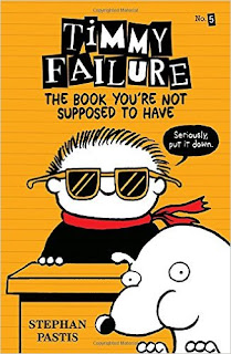 Timmy Failure: The Book You're Not Supposed To Have PDF