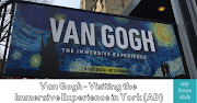 Van Gogh: The Immersive Experience in York (AD)