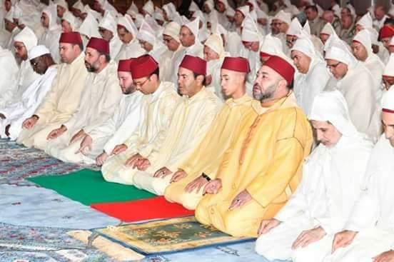 دعاء للملك محمد السادس نصره الله