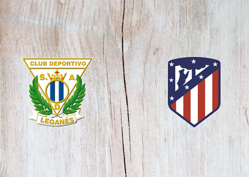 Leganes vs Atletico Madrid -Highlights 25 August 2019