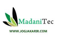 Lowongan Kerja Desember 2020 di PT Madani Technology Jogja