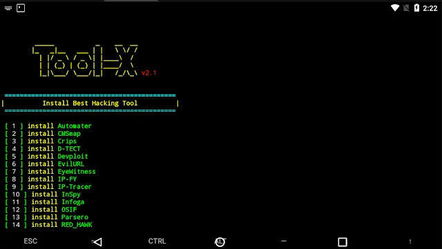 Termux-install-Tool-X