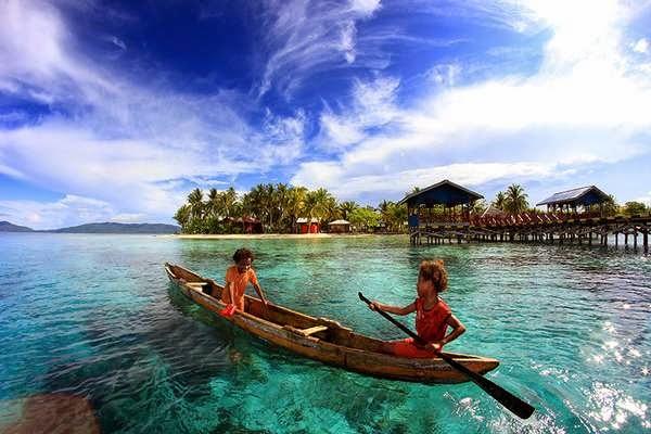 raja ampat surga indonesia
