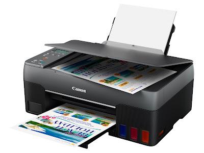 New Canon PIXMA G-series MegaTank Printers