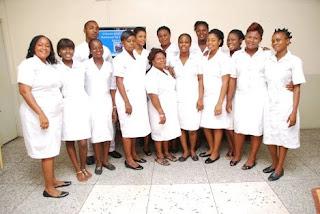School of Nursing, Umuahia Past Questions