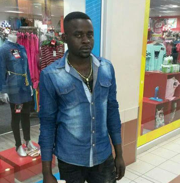 Photos: Body of 27-year-old Nigerian man killed by South African Police
