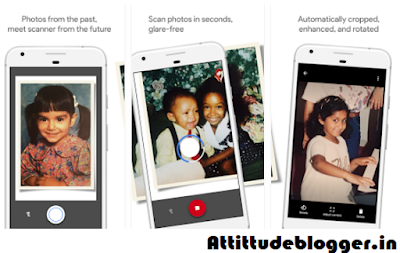 Google Has Launched PhotoScan App To Dititize Your Old Paper Prints