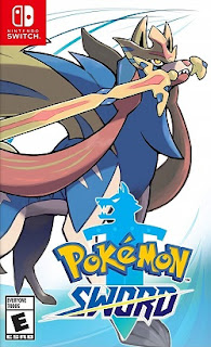 Pokémon SWORD nsp