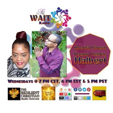NEW SHOW ALERT: The W.A.I.T. Radio with Min. Veletta Conrad
