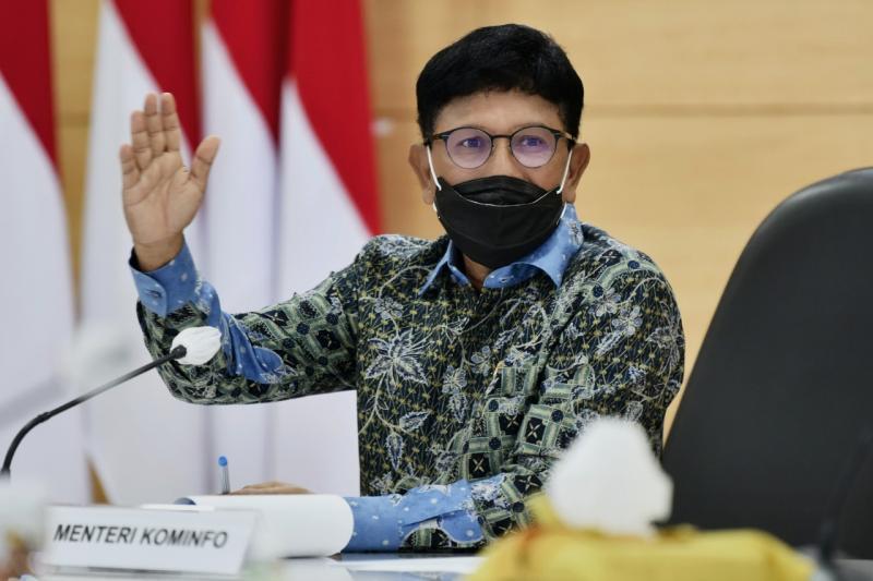 Menkominfo Instruksikan Sivitas Proaktif Dukung Penerapan Kebijakan PPKM Darurat Jawa Bali