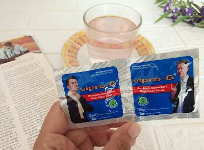 Epigallocatechin Gallate dalam Vipro-G antioksidan melawan kanker