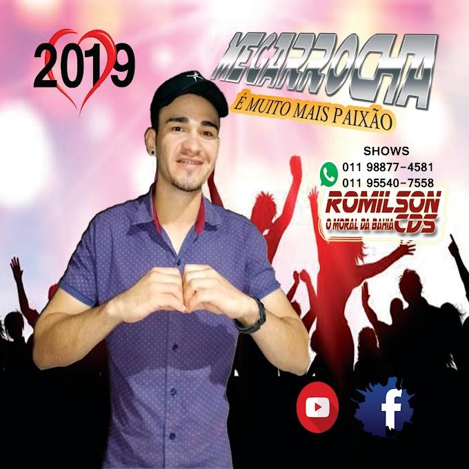 Megarrocha  3 faixa prévia do cd 2019