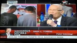 KABAR DUKA, Dokter Naek L Tobing Meninggal karena Corona