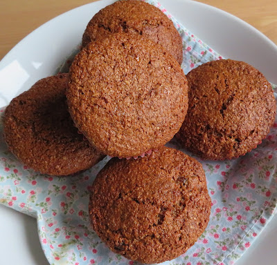 Small Batch Bran Muffins
