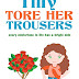 Tilly Tore Her Trousers: Educational Book for Young Children (Children's Book Fiction 1) by Christel Ceraline