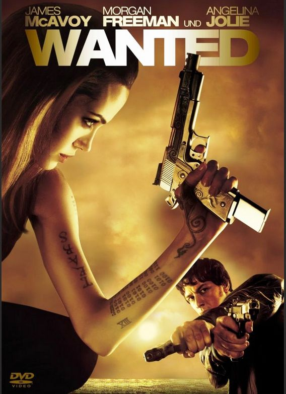 Wanted 2008 Full Movie In Hindi 720p Bluray 778MB Download