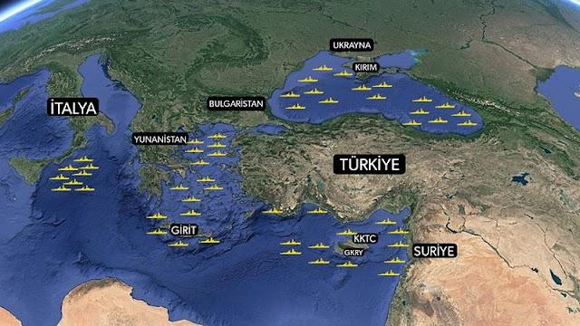 Στη δημοσιότητα το σχέδιο της Άγκυρας κατά Ελλάδας-Κύπρου-Έρχονται ραγδαίες εξελίξεις