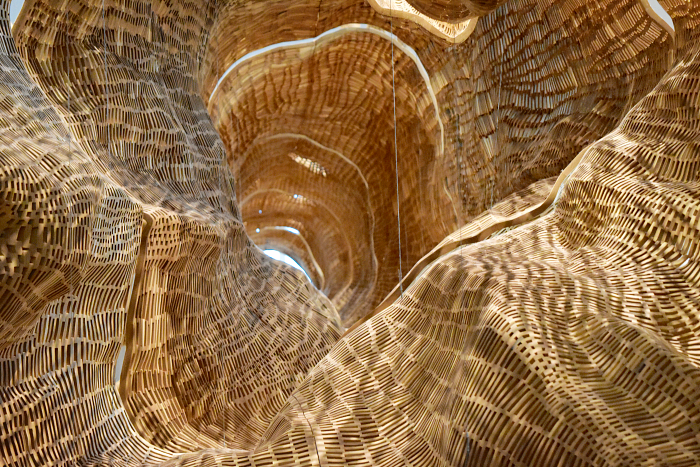 Renwick Gallery's Wonder Exhibit in Washington DC