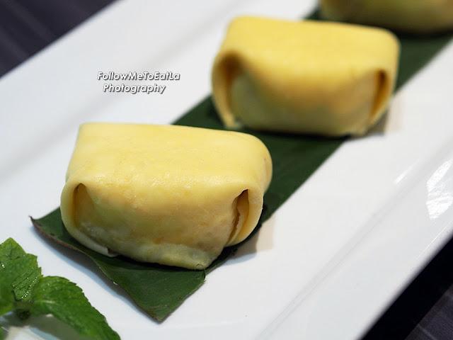 Durian Pancake RM 14.90