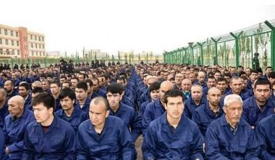 Let's Make China Free The Uyghurs!
