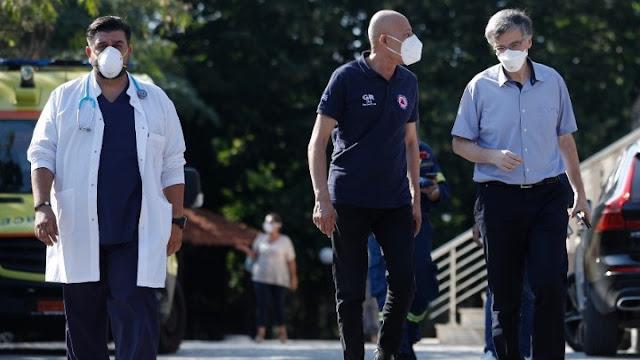 36 κρούσματα κορωνοϊού σε οίκο ευγηρίας στο Ασβεστοχώρι Θεσσαλονίκης