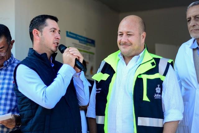 Es momento de cerrar filas con los municipios, se reforzará apoyo en 2020: Enrique Alfaro