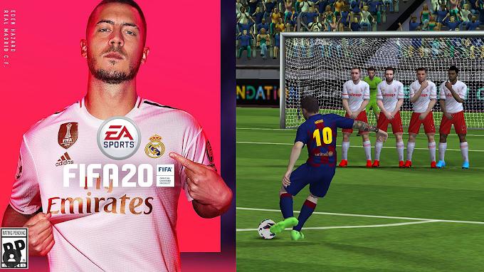 POR FIN! EL MEJOR FIFA 20 EN ANDROID CON EQUIPOS DE AMERICA Y EUROPA, GRAFICOS DE PS4 Y NARRACION EN ESPAÑOL