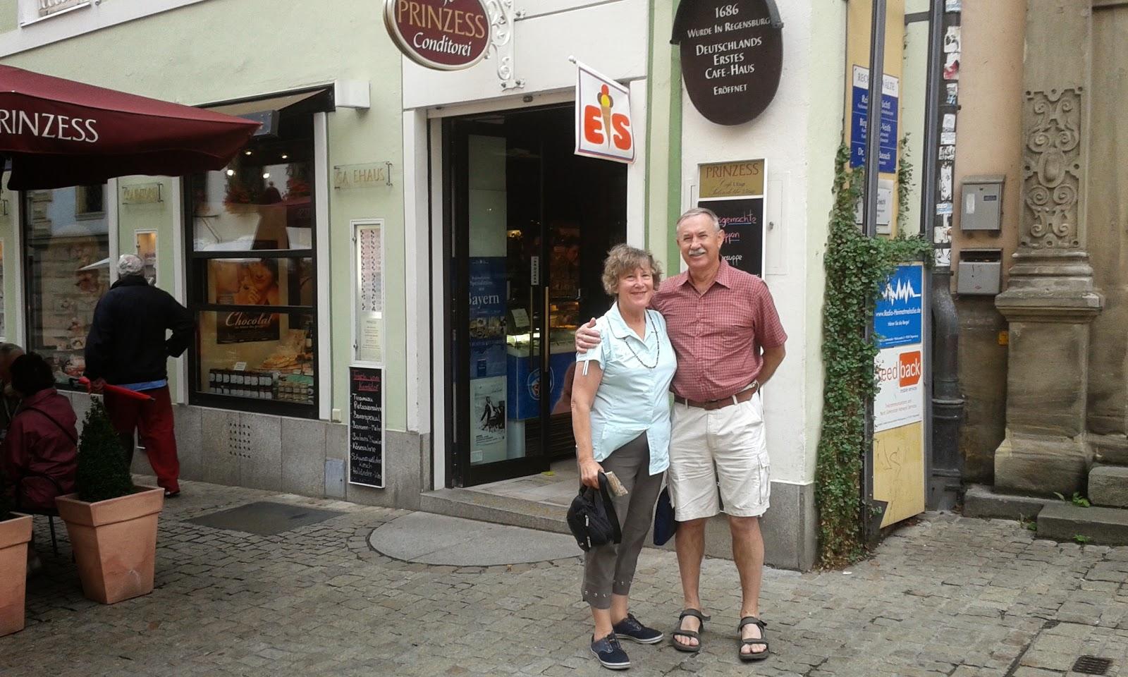 Dating cafe regensburg