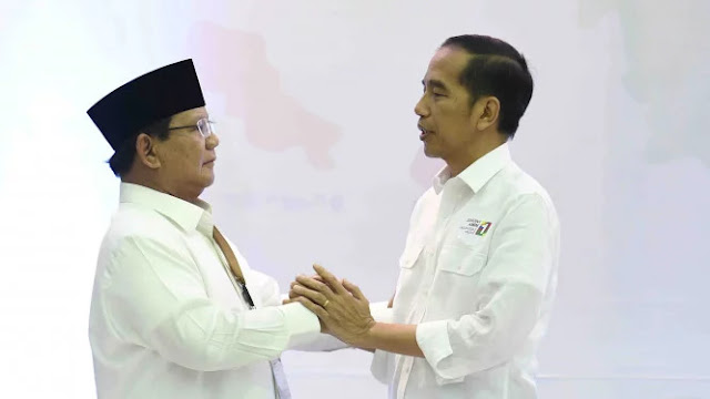 Elektabilitas Prabowo Kejar Jokowi, Demokrat: Incumbent Mangkrak
