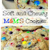 Soft and Chewy M&M'S Cookies
