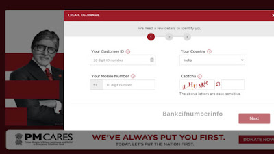 Add Nominee in IDFC First Bank using Net banking