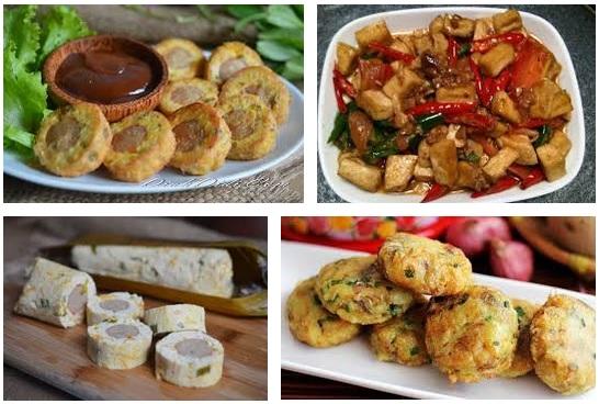 Resep Masakan Praktis Olahan Tahu