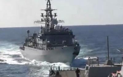 Кораблі РФ і США небезпечно зблизилися в Аравійському морі