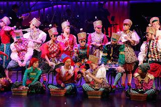 FOTO Musical 30 AÑOS DE NAVIDAD por MISI