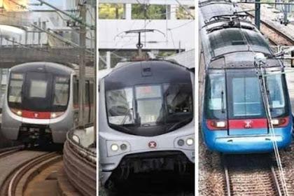 Jalur MTR Hong Kong Diperbaharui Kembali MTR Tutup Pada Pukul 11:30 Malam Ini
