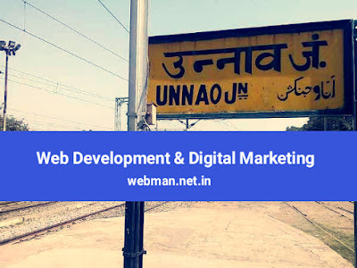 Web development and SEO company in Unnao.