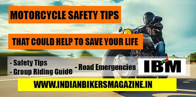 Motorcycle Rider Safety Tips  Total Guide : That Could Help To Save Your Life