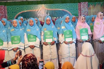 Khatmil Qur'an PP Al Badriyyah, Kiai Ulin Tegaskan Etika Baca Qur'an Haqqa Tilawatih